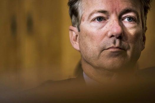 Trump impeachment: Republican senators attempt to out whistleblower shot down on Senate floor