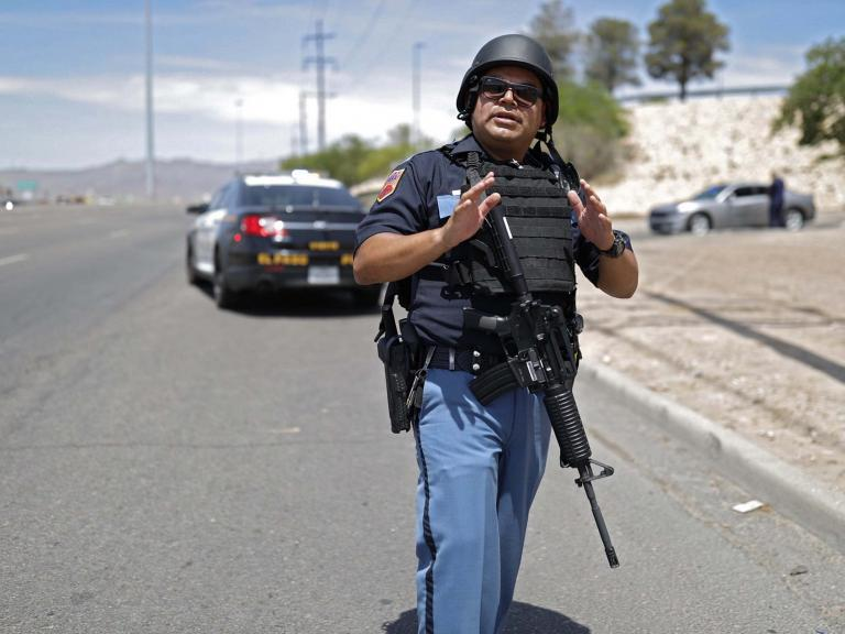 El Paso shooting: Rampage at Texas shopping mall leaves 15 dead and more injured as suspect named