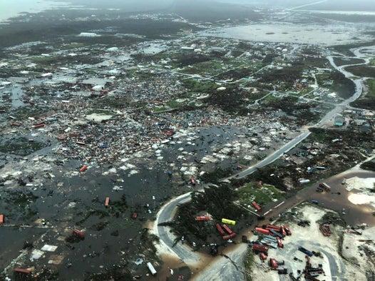 Hurricane Dorian: 'Apocalyptic' devastation in Bahamas as deadly storm bears down on US