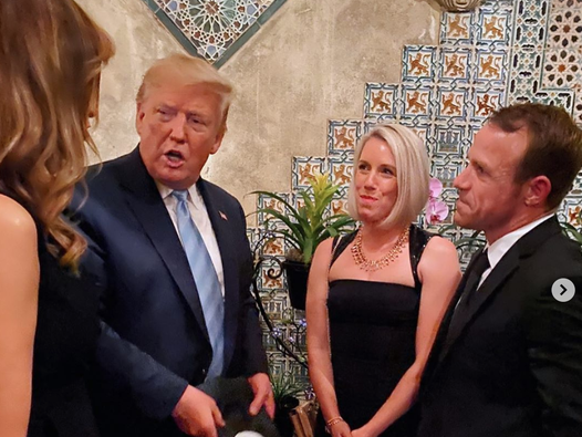 Navy Seal accused of war crimes meets Trump at Mar-a-Lago to thank him for his support
