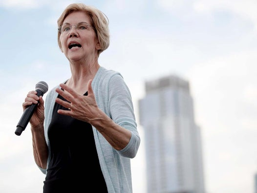 Wall Street bankers 'shaking in their boots' about Elizabeth Warren winning presidency in 2020, experts say