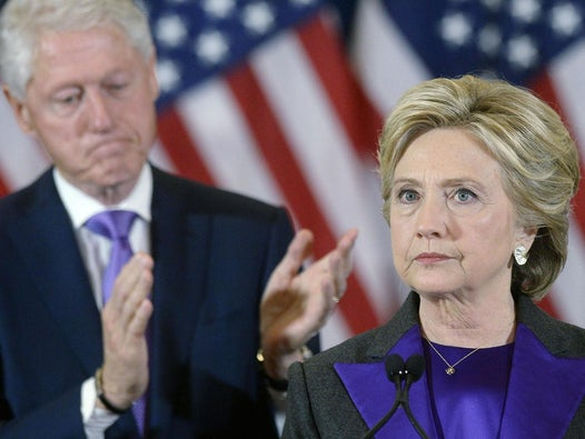 Hillary Clinton would consider working for a Biden administration