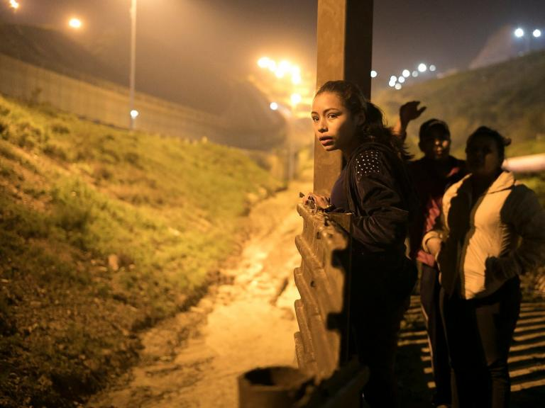 Trump's migrant camps on US border 'undignified and damaging', says UN human rights chief