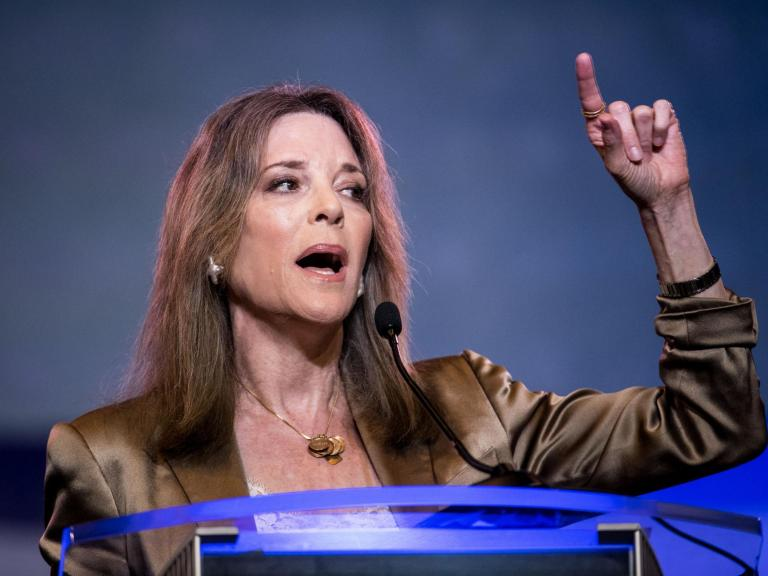US 2020 election: Who is Democratic candidate Marianne Williamson and what are her policies?
