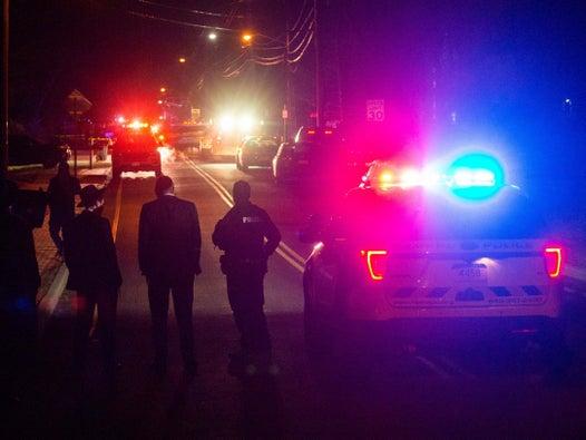 New York attack: Man arrested after five people stabbed at rabbi's house during Hanukkah celebration