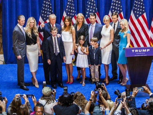 Trump family will be a dynasty that lasts for decades, says campaign manager