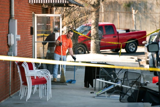 South Carolina shooting: Two dead and four wounded after gunman opens fire in bar