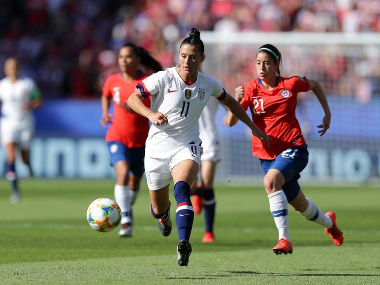 US female footballer Ali Krieger joins teammate in White House boycott: I will sit this one out as well