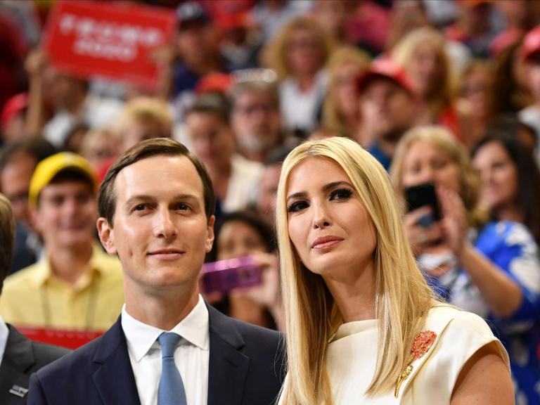 Ivanka Trump and Jared Kusher to be ordered to hand over private emails and texts