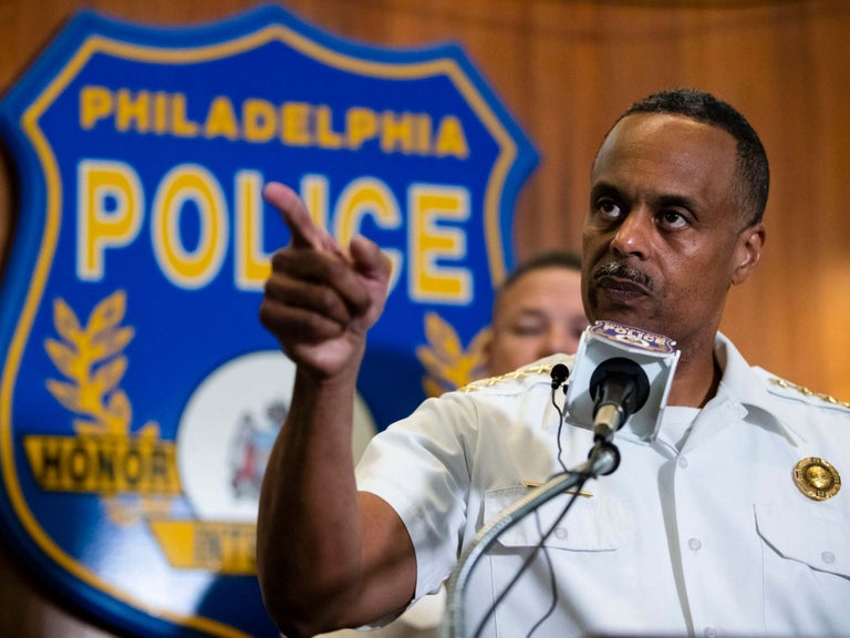 Philadelphia police officers suspended over sickening Facebook posts