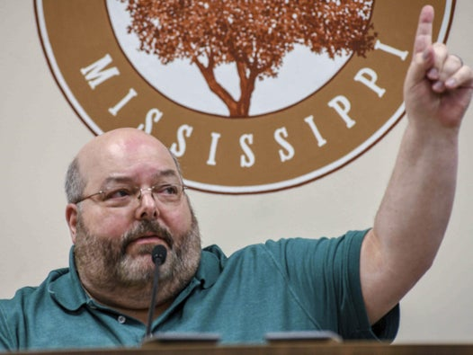 'If you can say you can't breathe, you're breathing': Mississippi mayor faces backlash over George Floyd comments