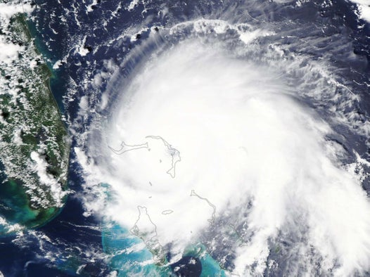 Five dead in Bahamas from Dorian as storm threatens US coast