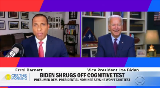 Biden asks reporter if hes a junkie in testy exchange over cognitive decline