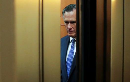 Politically explosive Senate investigations run through a very reluctant Mitt Romney