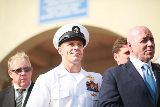 Eddie Gallagher: 60 Minutes segment profiling Navy SEAL accused of normalising war crimes