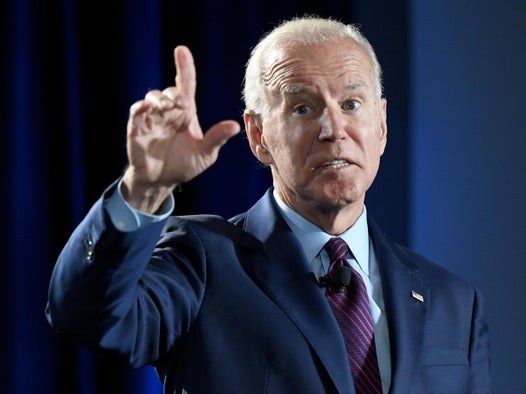 Joe Biden asks audience to imagine Barack Obama's assassination