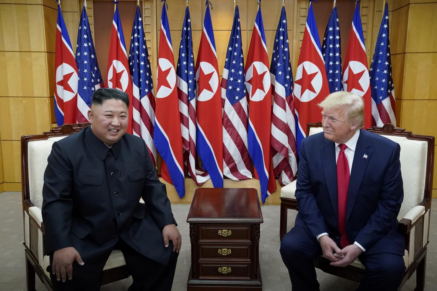 Why the DMZ Meeting Between Trump and Kim Matters