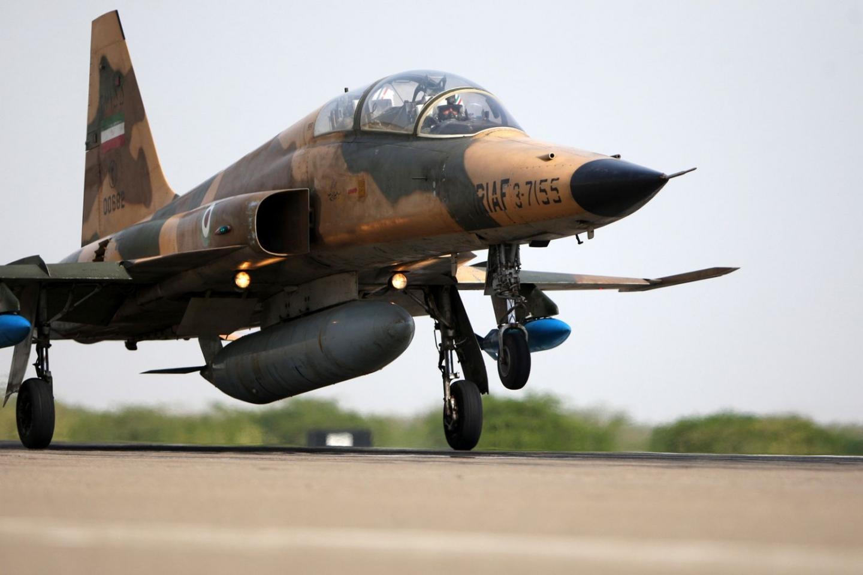 Sad: Irans Kowsar Jet Is Just an Old Copy of an F-5F