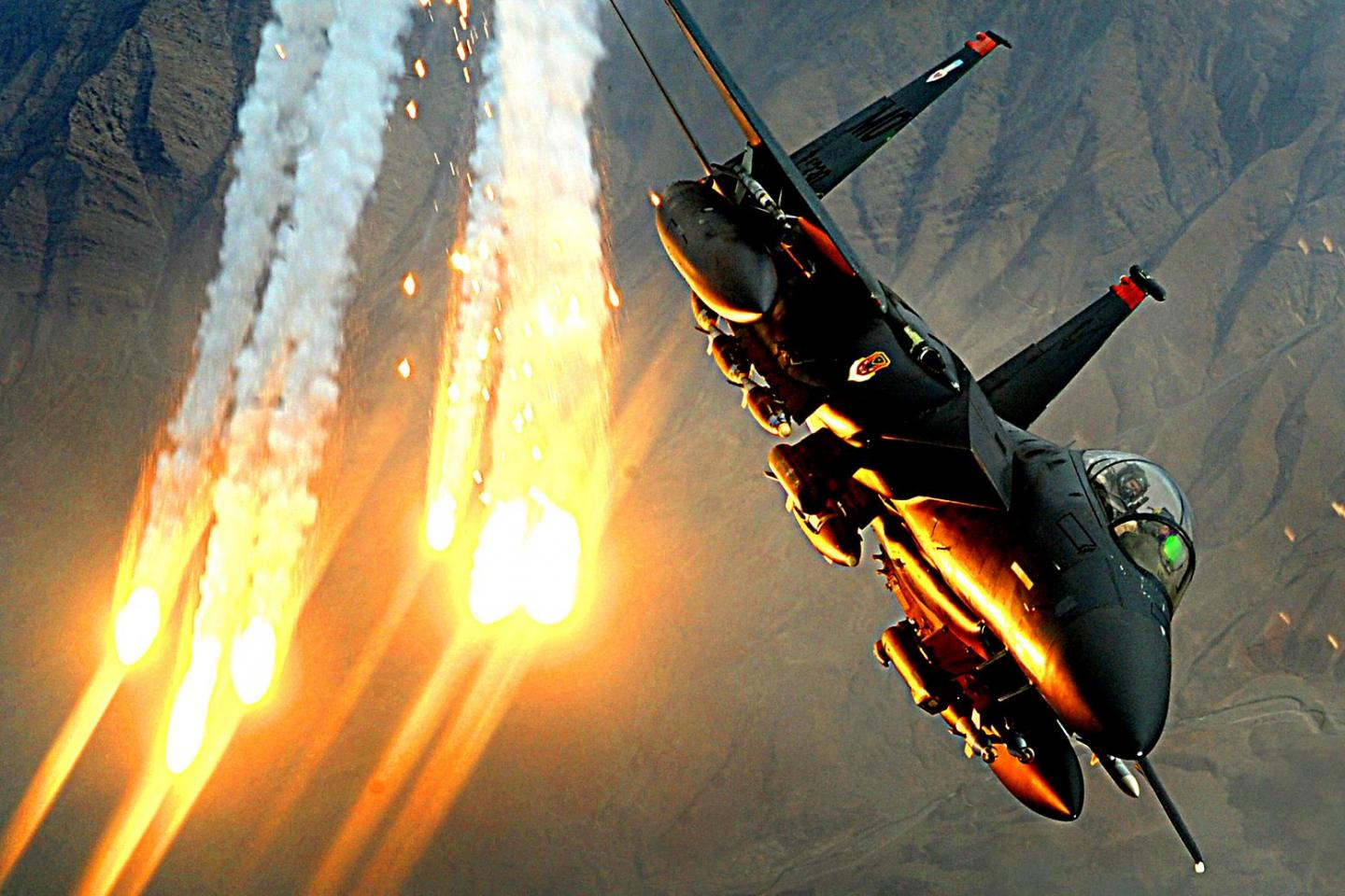 30 Plus Years After the F-15Es First Flight and the Strike Eagle Is Still Unstoppable