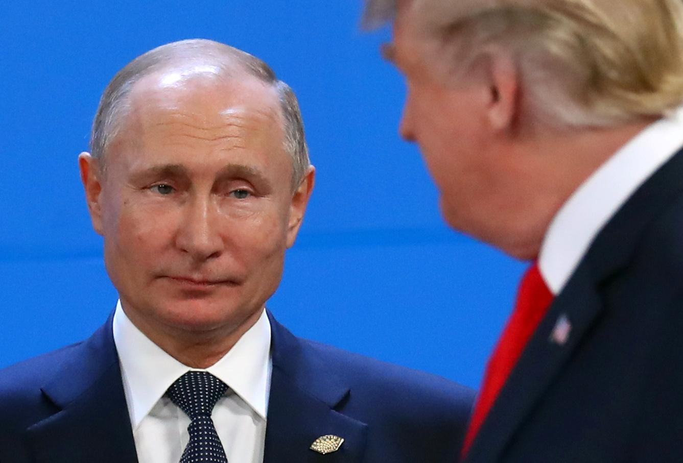 Russia Has Low Expectations Ahead of Trump-Putin G20 Meeting
