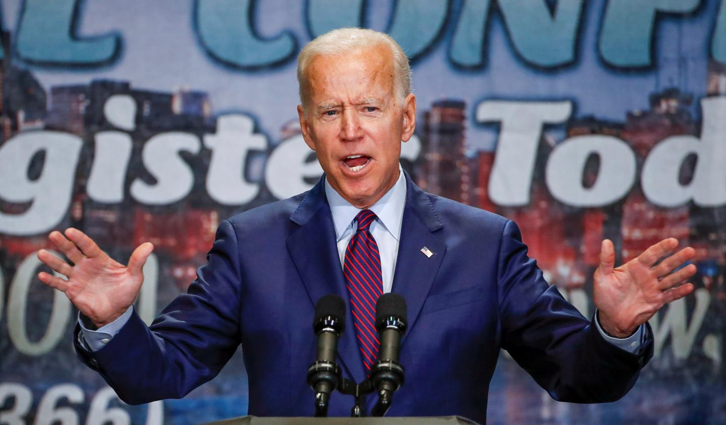 Biden's Flip-Flops on China