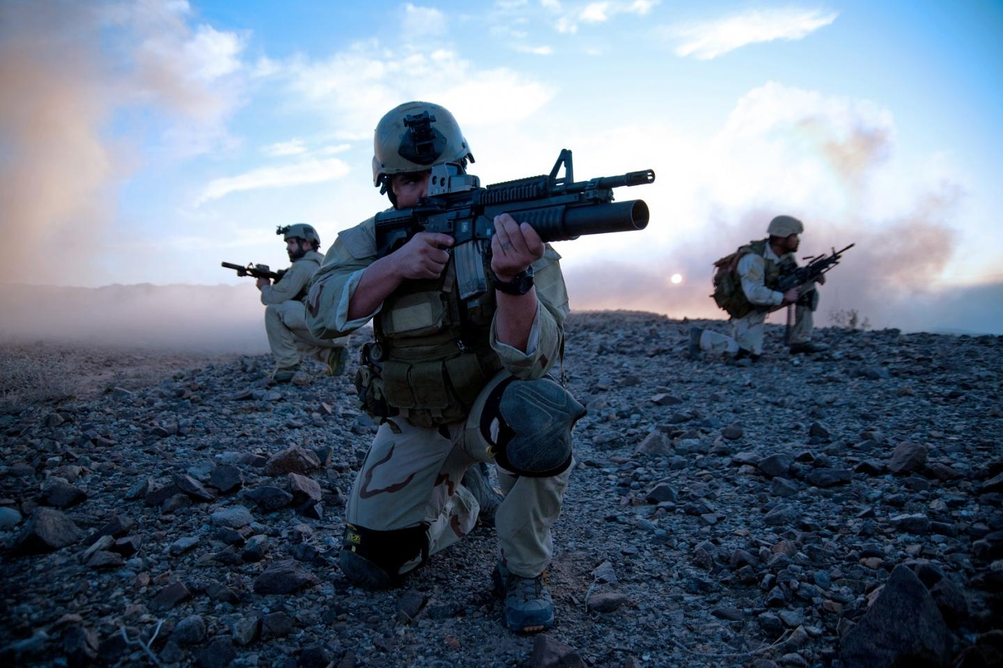 The Navy Reportedly booted SEAL Team 7 out of Iraq