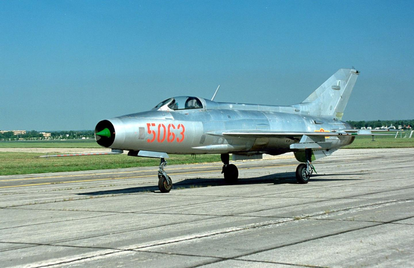 Israels Forgotten Battle Against North Korean MiG-21s