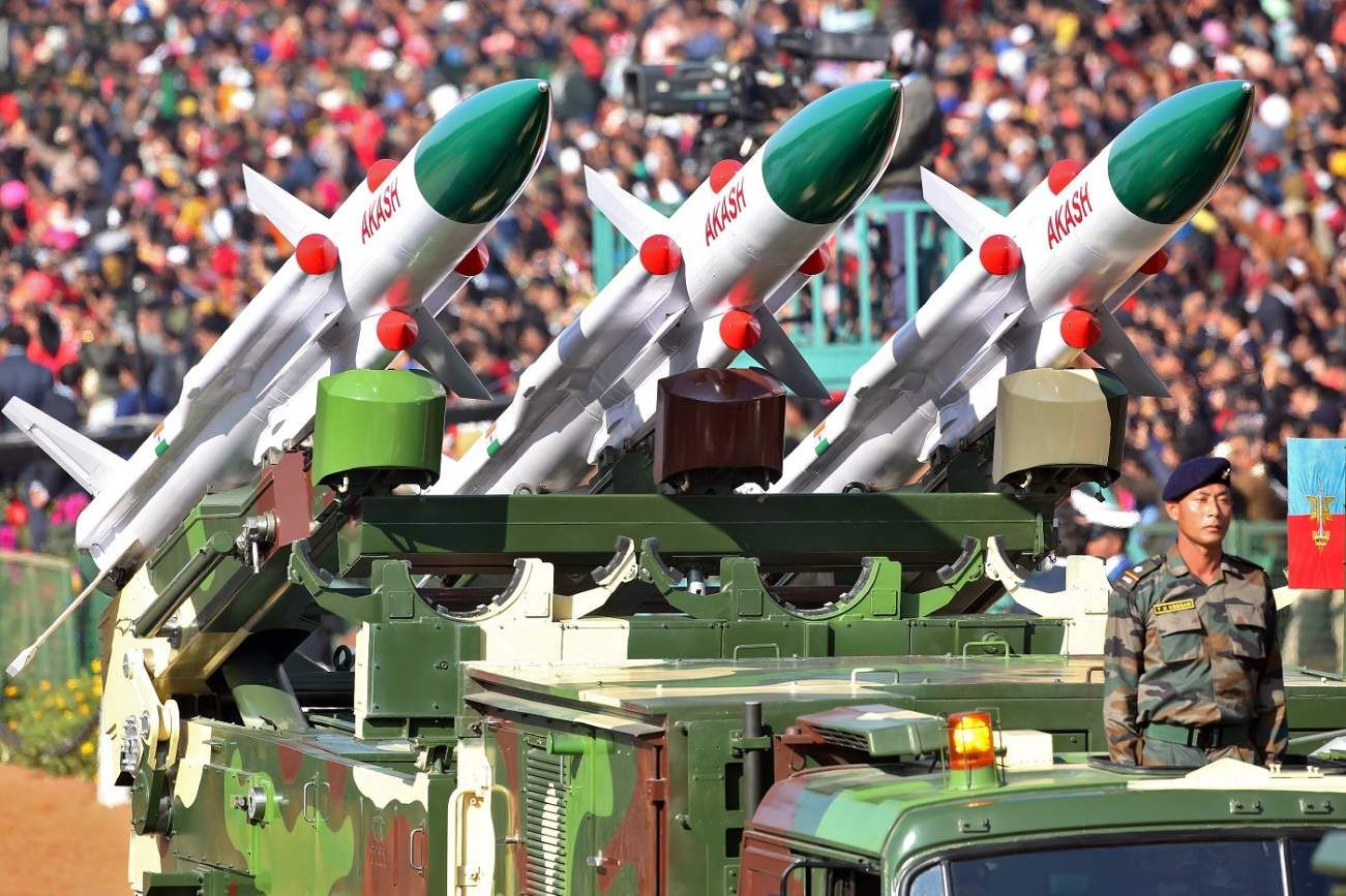 China Says India Can't Build An Effective Missile Defense System