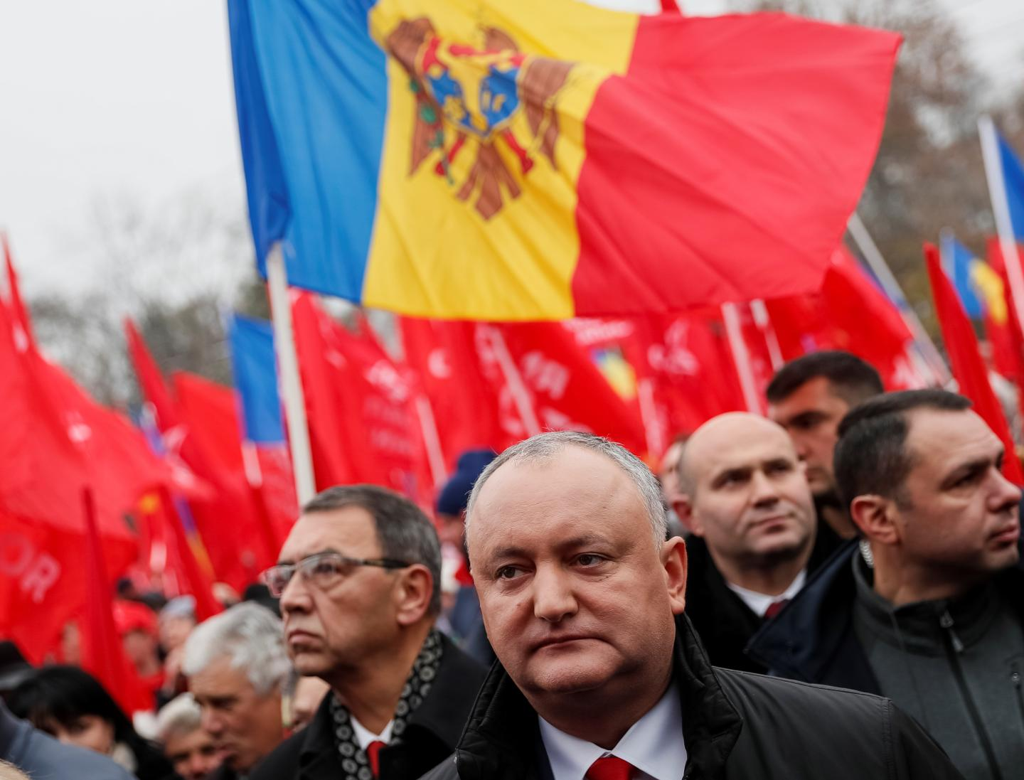 Moldova has Become a Geopolitical Battleground between Russia and the West
