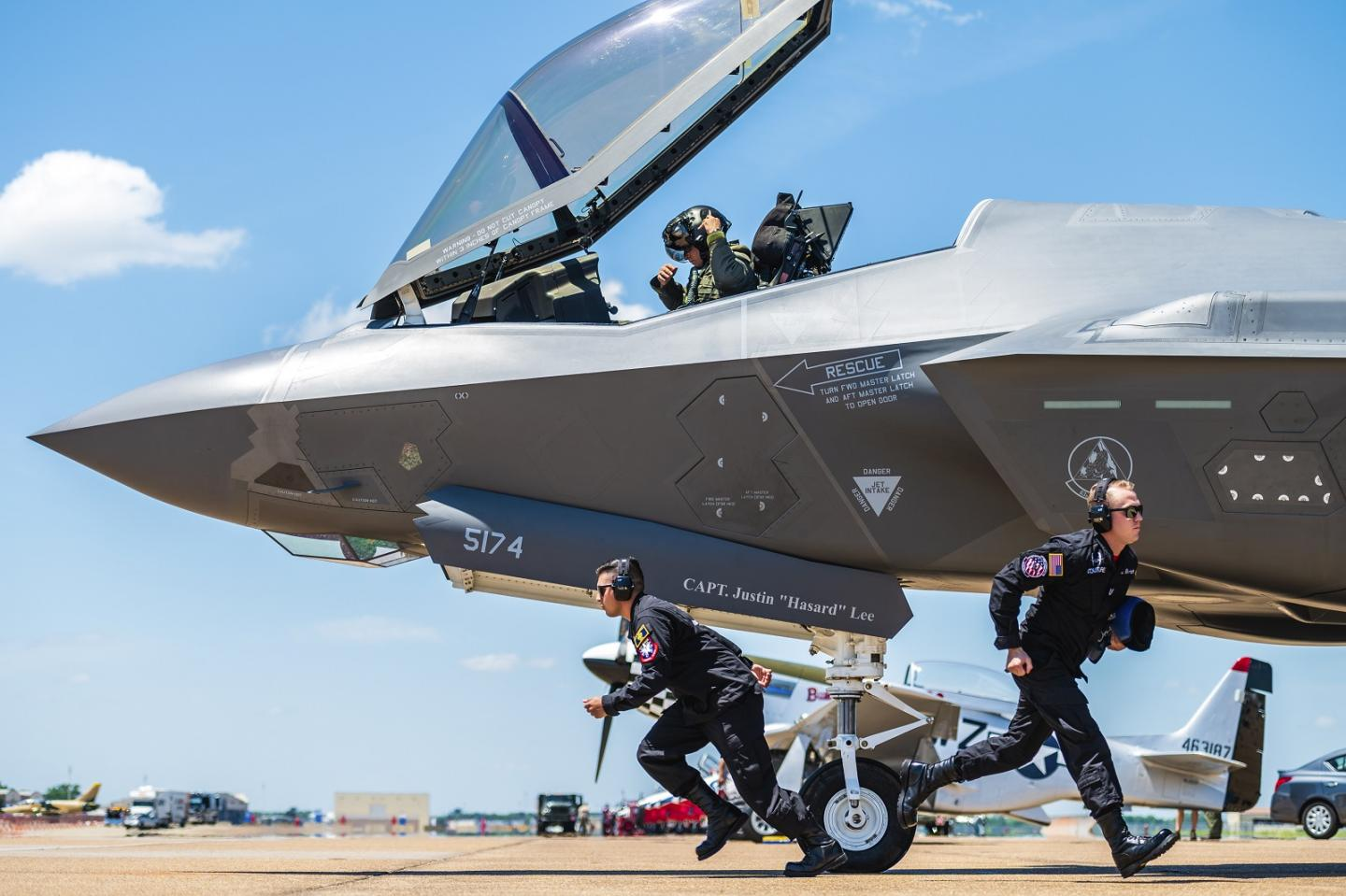 Back in 2017, an F-35 Stealth Fighter Was Killed in a Simulation