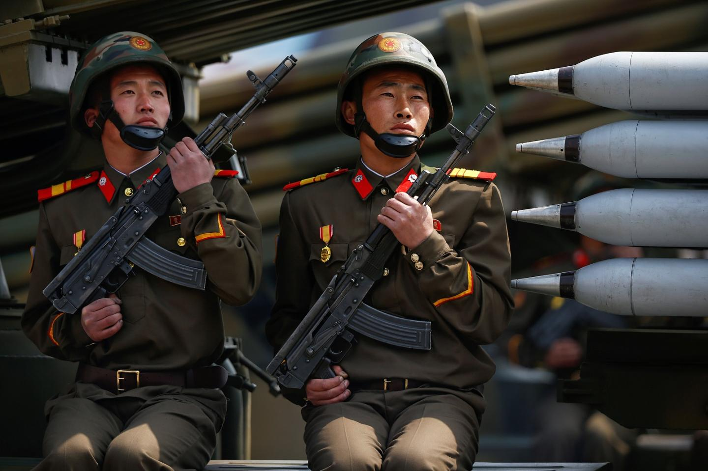 A U.S.-North Korea War: How Kim Would Retailiate To an Attack by Trump