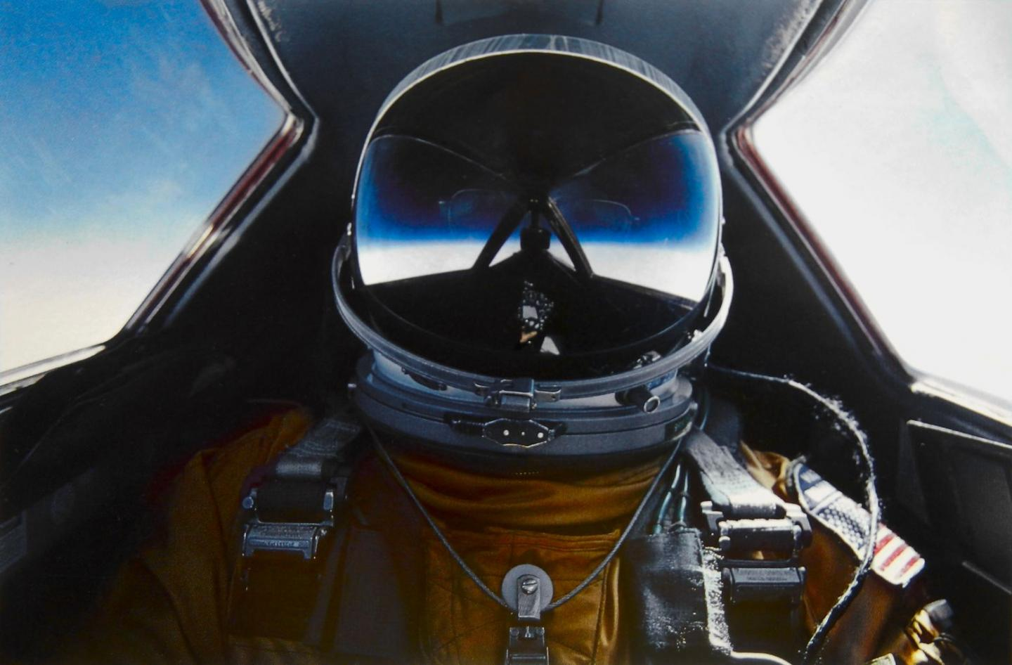 Heres Why, in 1986, Gaddafis SAMs Couldnt Touch Americas SR-71 Blackbirds