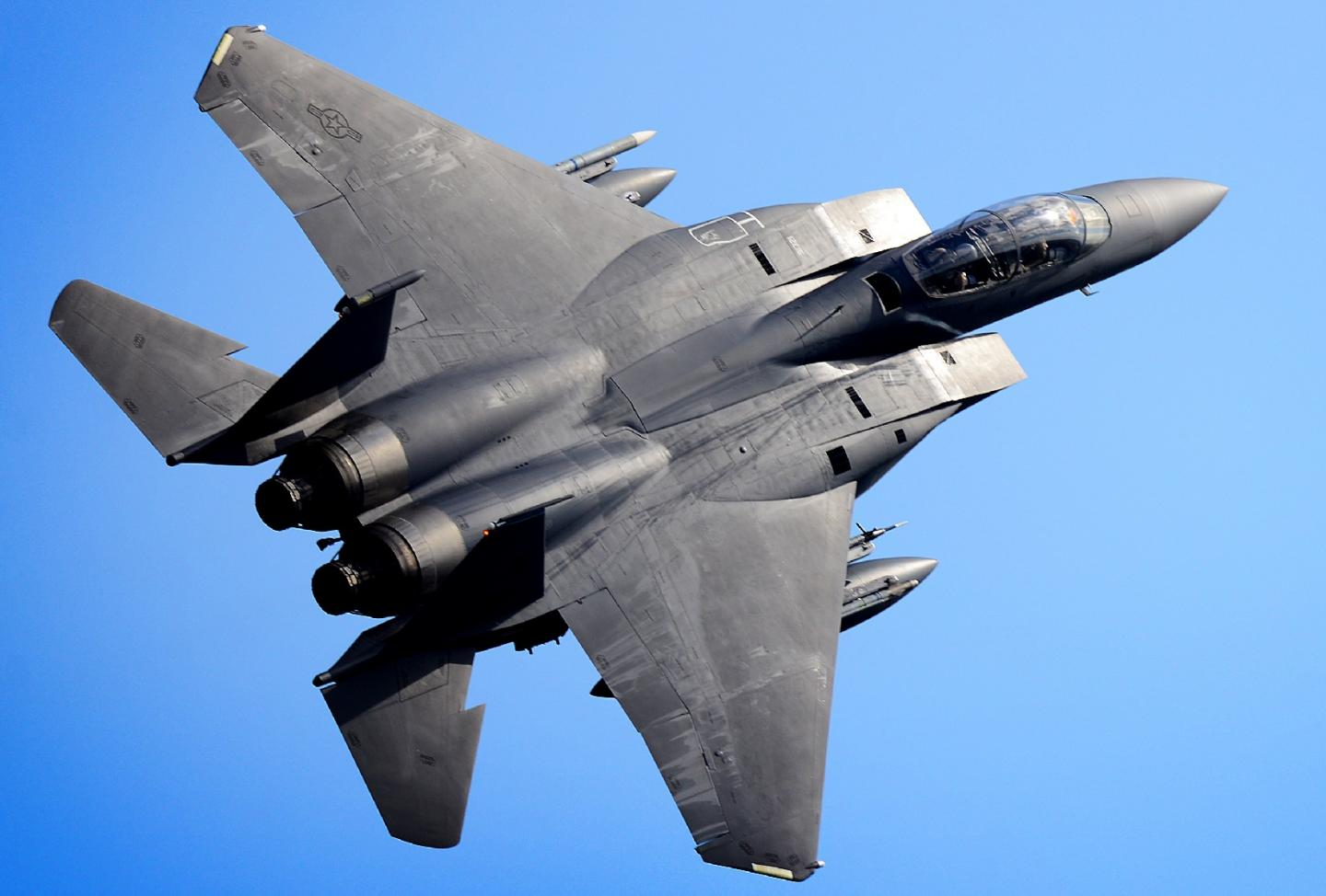 An Air Force Pilot Told Us What It Is Like to Attack with an F-15 Strike Eagle
