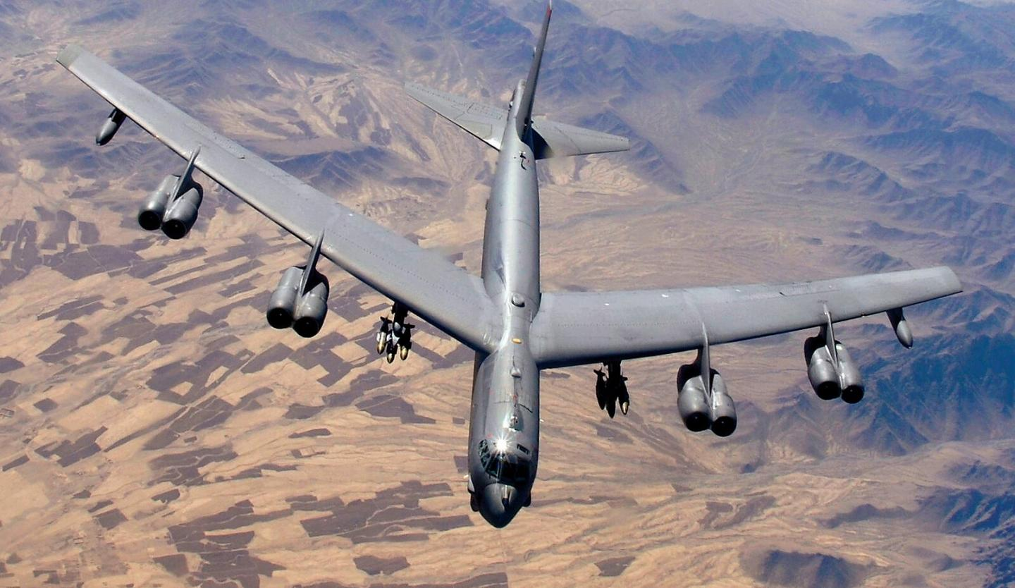 One Pilot Tells Us How to Shoot Down a B-52 Bomber