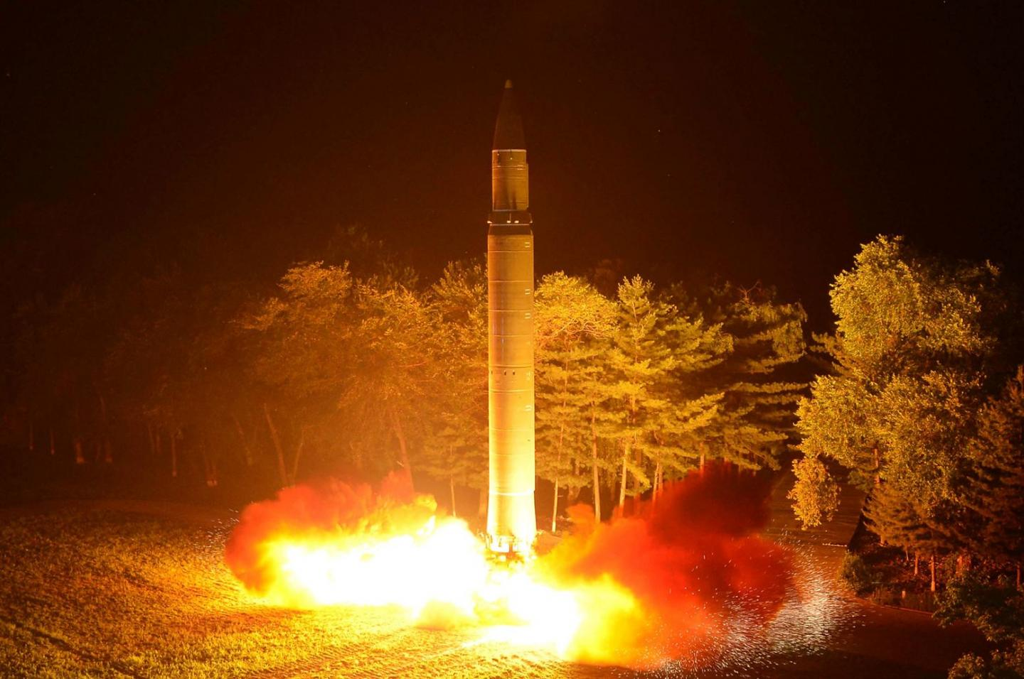 Could America Stop a North Korean Nuclear Weapon Headed for the Homeland?