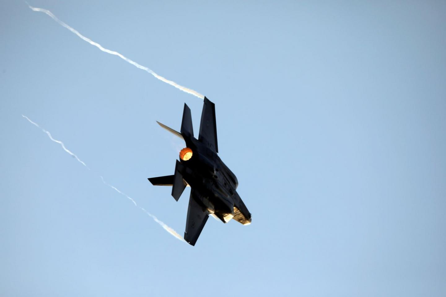Cant Touch This: Irans Anti-Aircraft Missiles Wont Hurt the F-35
