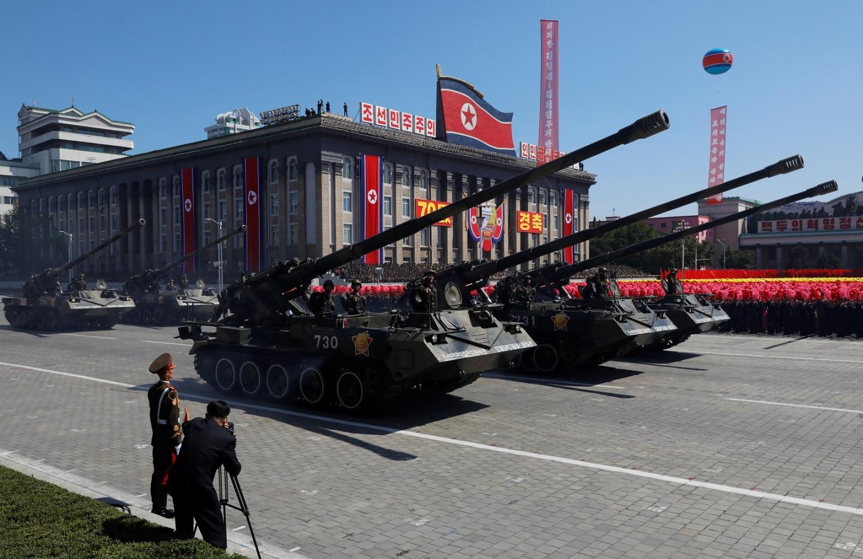 North Korea's 13,000 Deadly Artillery Pieces: The Real Threat Trump Should Fear?