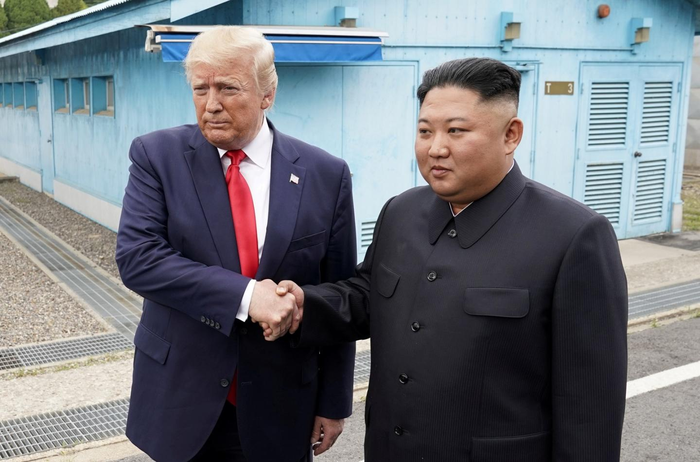 This Picture Is History: Trump Visits North Korea and Reboots Diplomacy