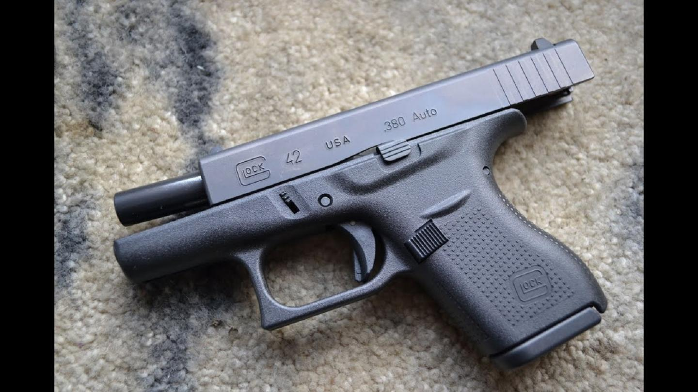 Why the Glock 42 Is One Tough (But Small) Gun