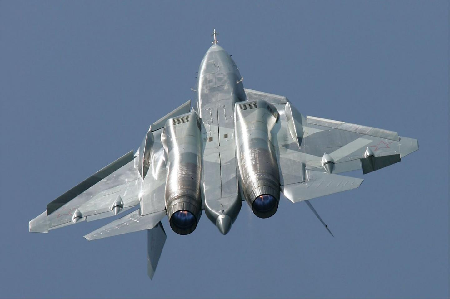 Russias Killer Su-57 Stealth Fighter and S-400 Headed to a NATO Member?