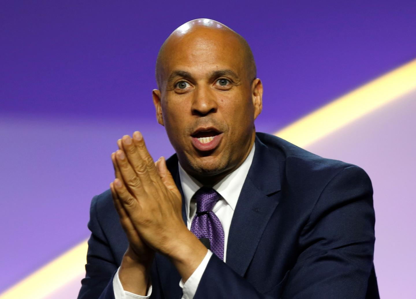 Cory Booker Qualifies To Join Third Round Of Democratic Debates