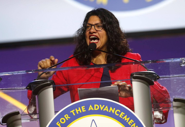 Rep. Rashida Tlaib Calls For $20 An Hour Minimum Wage