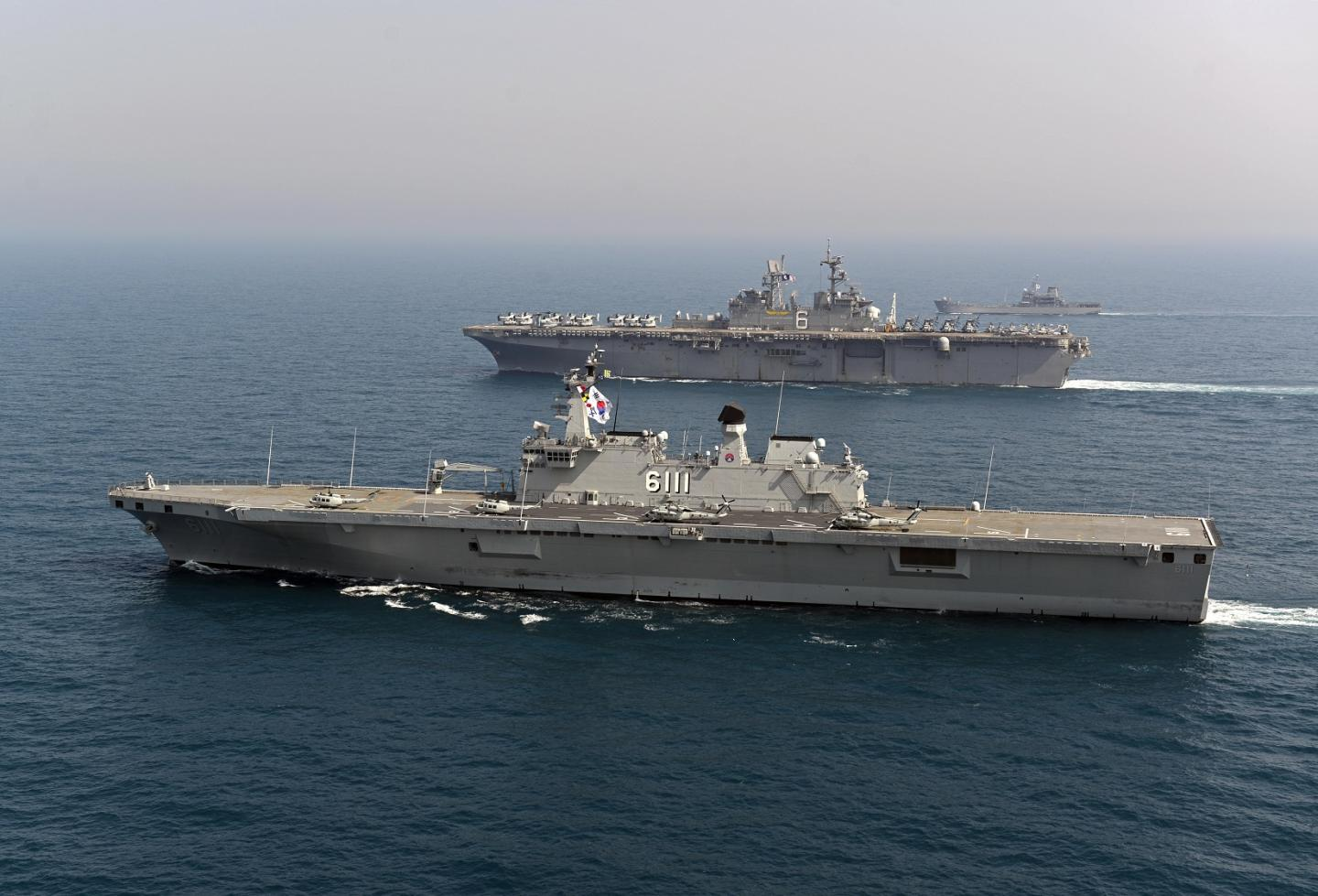 South Korea Is Getting an Aircraft Carrier (Armed with F-35s?)