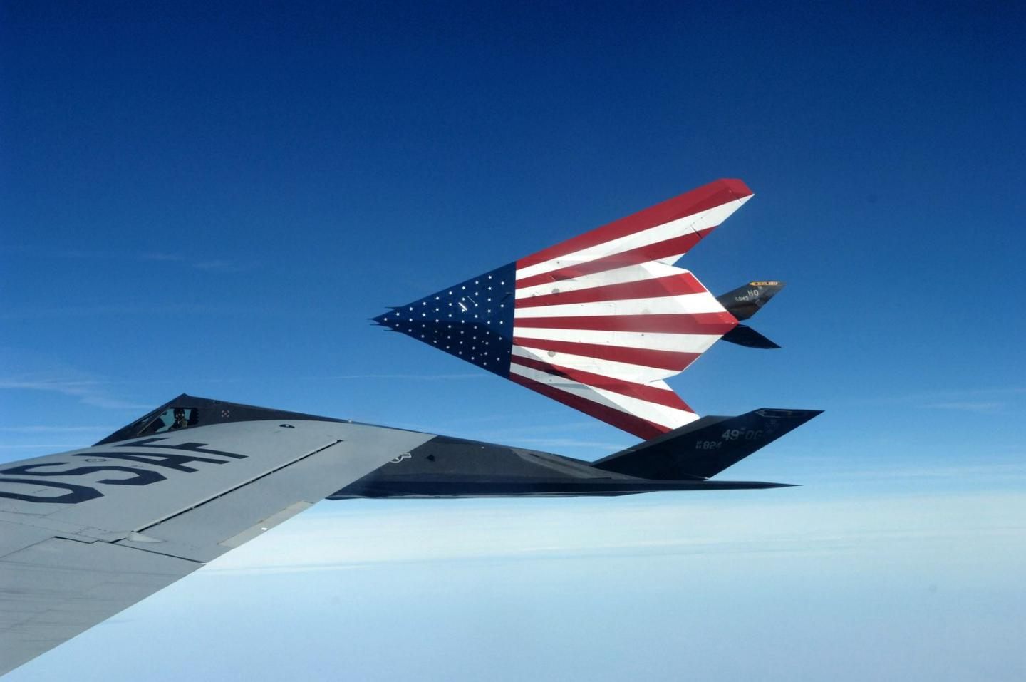 Fact: America Tried to Sell F-117 Stealth Fighters (Any Guess to Who?)