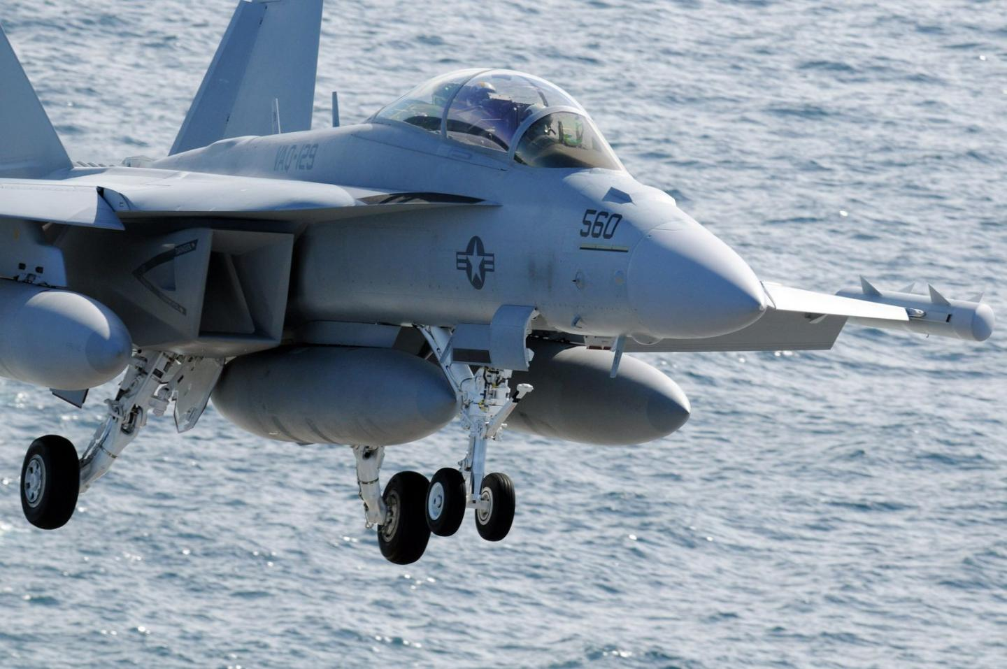 Video Alert: Check out This EA-18G Growler Cruise