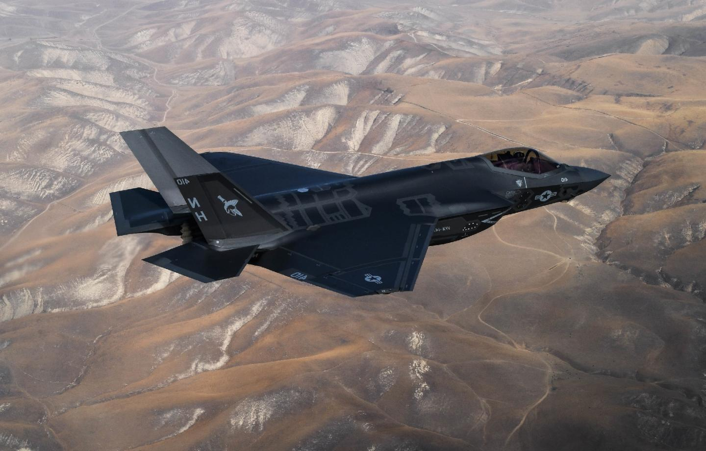 Why North Korea Fears the F-35 Stealth Fighter