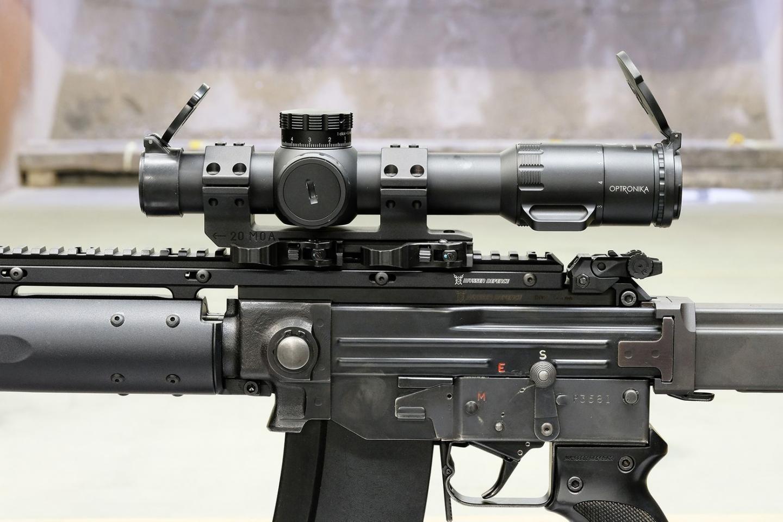 Meet Sturmgewehr 57: Sig Sauers Very First Battle Rifle