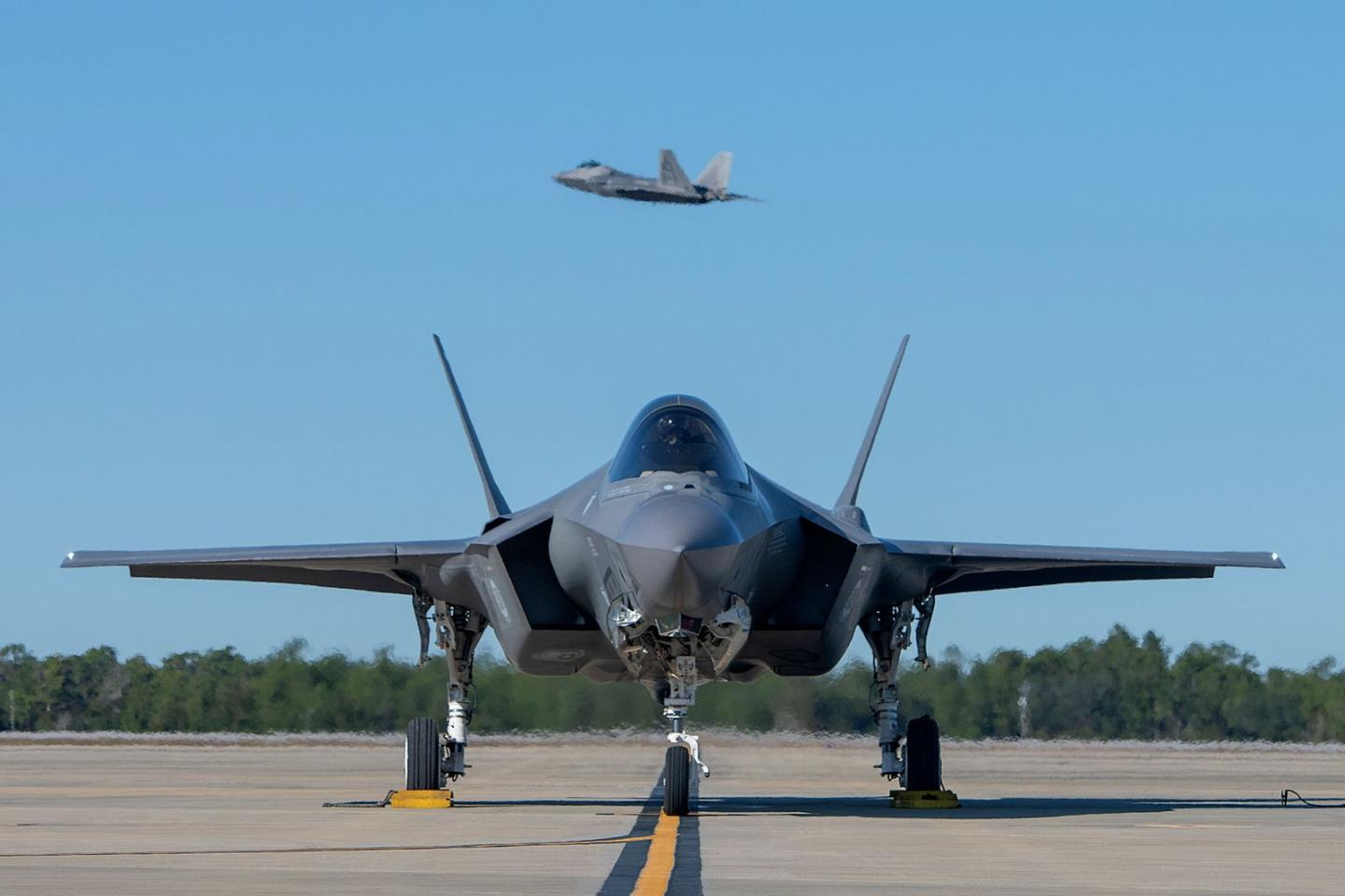 What Would a U.S. Attack on Iran Look Like? Think F-35s and B-2 Bombers