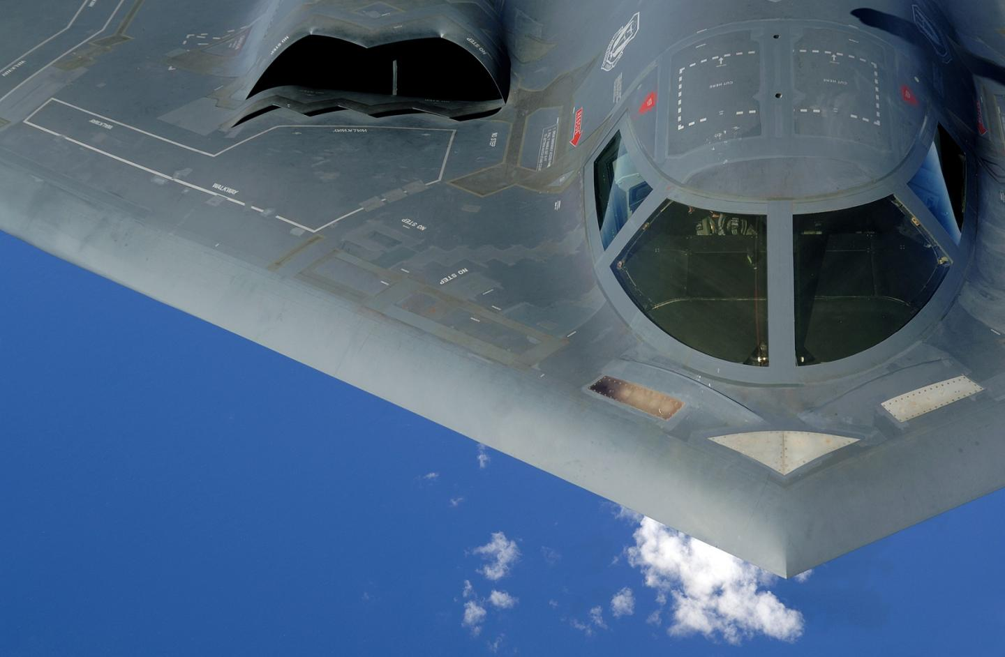 America's New B-21 Stealth Bomber Is Just Two Years Away