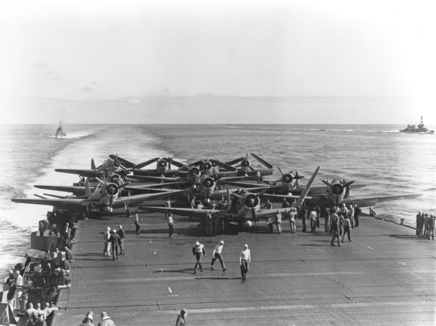 How the Death of 1 Japans Imperial Aircraft Carrier Turned the Tide of War